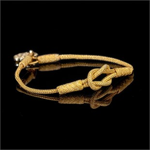 Magic Ancient Touch, Gold Plated Bracelet
