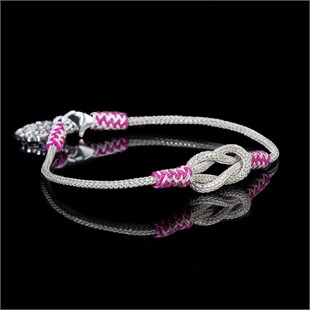 Magic Ancient Touch, White & Pink Bracelet