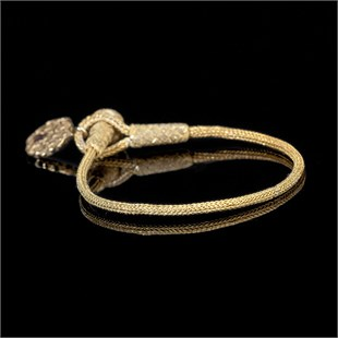Magic Ancient Soft Touch, Gold Plated Bracelet