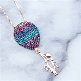 De Luxe Necklace, Love in the Sky