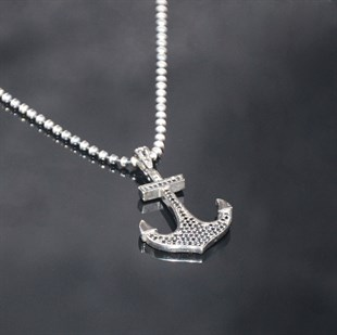 Premium Anchor Necklace